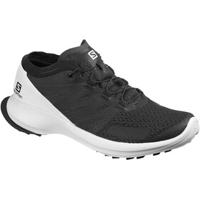 Salomon Sense Flow Sko Herrer, black/white/black